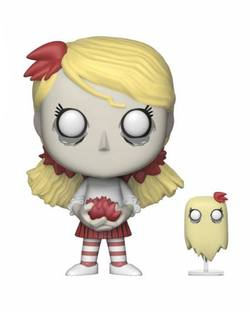 FIGURA POP DON`T STARVE: WENDY WITH ABIGAIL