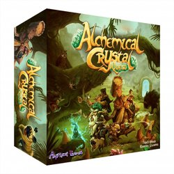 ALCHEMICAL CRYSTAL QUEST (CASTELLANO)