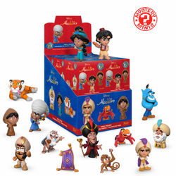 DISPLAY MYSTERY MINIS ALADDIN (12)