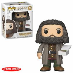 FIGURA POP HARRY POTTER: HAGRID WITH CAKE