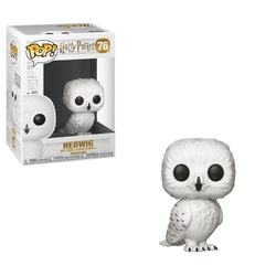FIGURA POP HARRY POTTER: HEDWIG