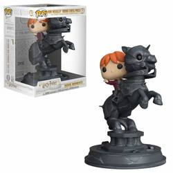 FIGURA POP HARRY POTTER: RON RIDING CHESS HORSE