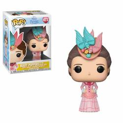 FIGURA POP MARY POPPINS: MARY PINK DRESS