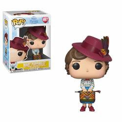 FIGURA POP MARY POPPINS: MARY WITH BAB