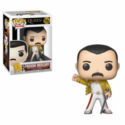 FIGURA POP QUEEN: FREDDY MERCURY WEMBLEY 1986