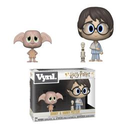 FIGURA VNYL HARRY POTTER: DOBBY & HARRY