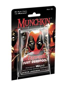 MUNCHKIN DEADPOOL EXPANSION (INGLES)