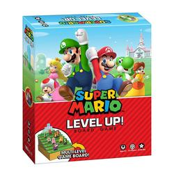 SUPER MARIO BOARDGAME LEVEL UP (ENGLISH)