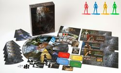 TOMB RAIDER BOARD GAME SQUARE ENIX (ENGLISH)