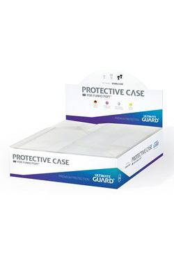 ULTIMATE GUARD POPS PLASTIC CASE DISPLAY DOUBLE (40)