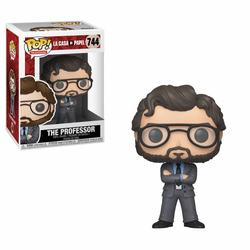 FIGURA POP LA CASA DE PAPEL: THE PROFESSOR