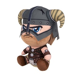 PELUCHE STUBBINS ELDER SCROLL DRAGONBORN 20 CM