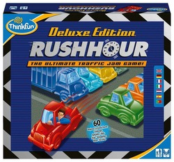 THINK FUN: RUSH HOUR --DELUXE--