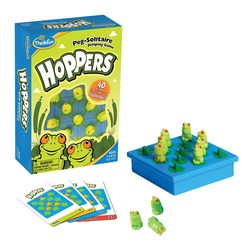THINK FUN: HOPPERS