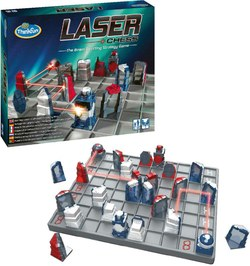 THINK FUN: LASER CHESS