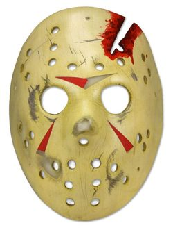 FRIDAY THE 13TH PART 4: THE FINAL CHAPTER REPLICA JASON MASK