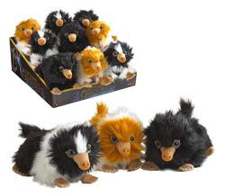 FANTASTIC BEAST NIFFLER ANIMAL PLUSHES DISPLAY (9)