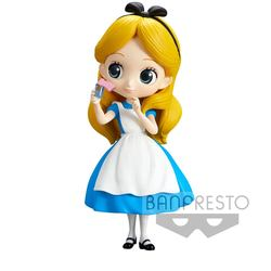 FIGURA BANPRESTO DISNEY ALICIA THINKING 14 CM