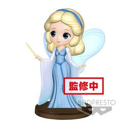 FIGURA BANPRESTO DISNEY BLUE FAIRY 7 CM