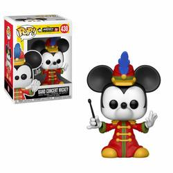 FIGURA POP MICKEY MOUSE: MICKEY 90TH BAND