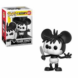 FIGURA POP MICKEY MOUSE: MICKEY 90TH PLANE CRAZY