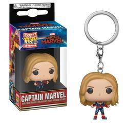 LLAVERO POP CAPTAIN MARVEL HAIR