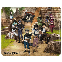 BLACK CLOVER GROUP MOUSE PAD