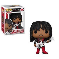 FIGURA POP MUSIC: RICK JAMES