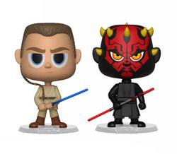 FIGURA VYNL STAR WARS OBI WAN & DARTH MAUL
