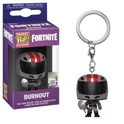 POP KEYCHAIN FORTNITE: BURNOUT