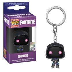 POP KEYCHAIN FORTNITE: RAVEN