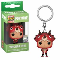 POP KEYCHAIN FORTNITE: TRICERA OPS