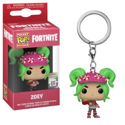 POP KEYCHAIN FORTNITE: ZOEY