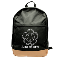 BLACK COVER BACKPACK