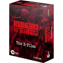 RESIDENT EVIL 2 EXP: B FILES (INGLES)