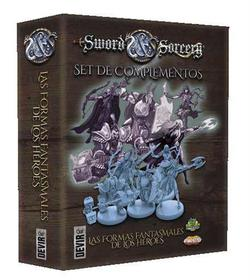 SWORD & SORCERY COMPLEMENT SET (SPANISH)
