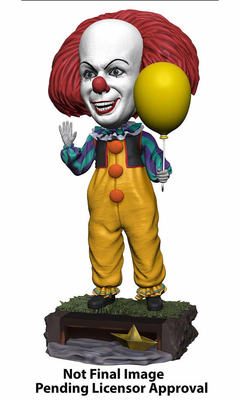 CABEZON RESINA IT PENNYWISE (1990) 20 CM