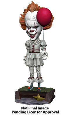 CABEZON RESINA IT PENNYWISE MOVIE (2017) 20 CM