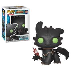 FIGURA POP HOW TO TRAIN YOUR DRAGON 3: TOOTHLESS