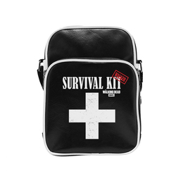 WALKING DEAD SURVIVAL KIT MESSENGER BAG