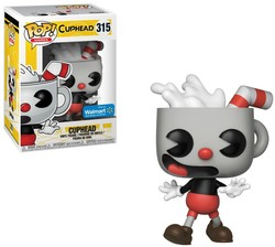 FIGURA POP CUPHEAD: CUPHEAD NEW POSE