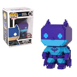 FIGURA POP DC COMICS: BATMAN 8-BIT