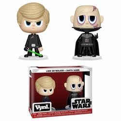 FIGURA VYNL PACK STAR WARS LUKE & DARTH VADER