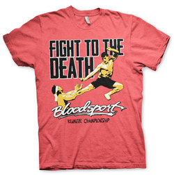 CAMISETA BLOODSPORT FIGHT TO DEATH M