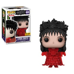 FIGURA POP BEETLEJUICE: LYDIA WEDDING DRESS