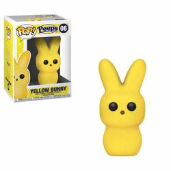 FIGURA POP PEEPS: BUNNY YELLOW