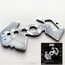 MULTIUSOS 15 EN 1 STAR WARS TIE FIGHTER