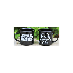 STAR WARS STORMTROOPER RETRO METAL MUG