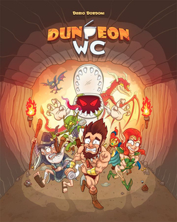 DUNGEON WC (CASTELLANO)