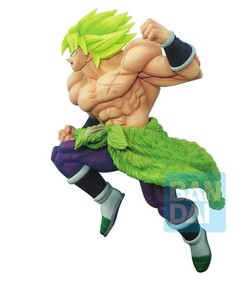BANPRESTO FIGURE DRAGON BALL BROLY FULLPOWER 19 CM
